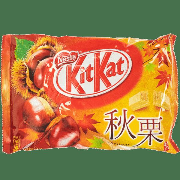 Kitkat châtaigne