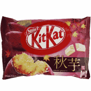KitKat Süsskartoffel