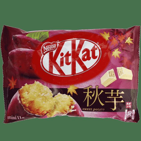 KitKat Patate douce