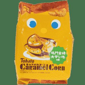 TOHATO Maissnack Daigaku Imo Caramel-Süsskartoffel