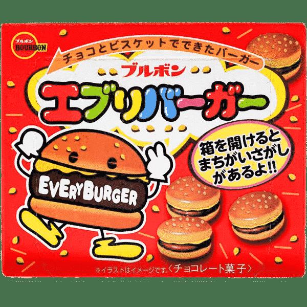 Every Burger Schokokekse