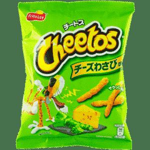 Cheetos Wasabi-Käse