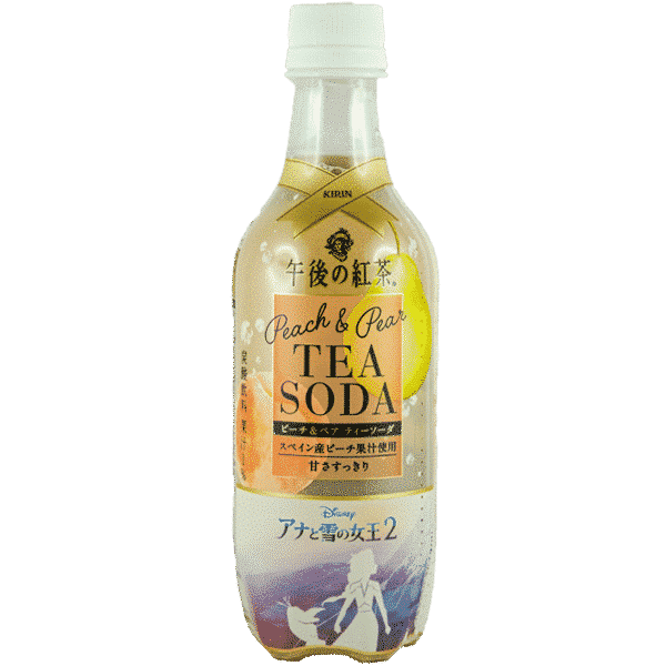 Gogo No Kocha Eistee-Soda Pfirsich & Birne