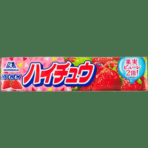 Hi-Chew Erdbeere JP