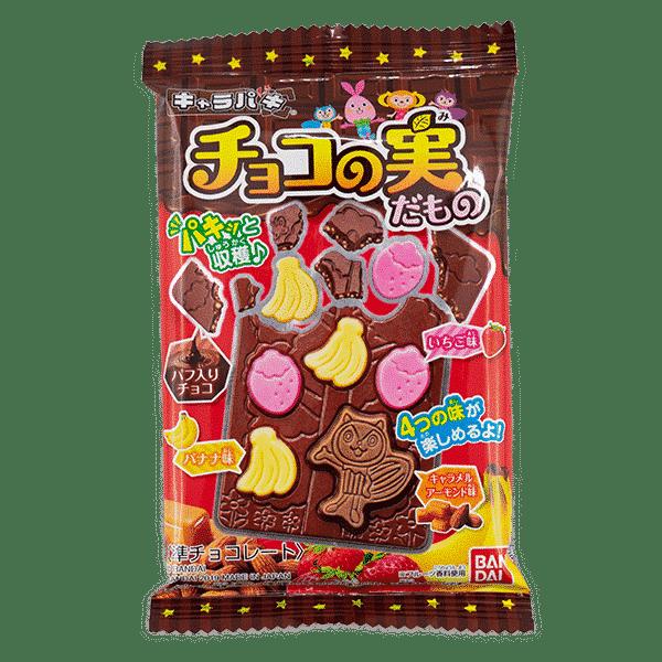 Charapaki Schokoladenfrüchte