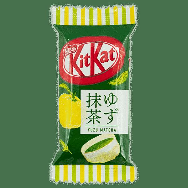 KitKat Yuzu Matcha (1 Stück)