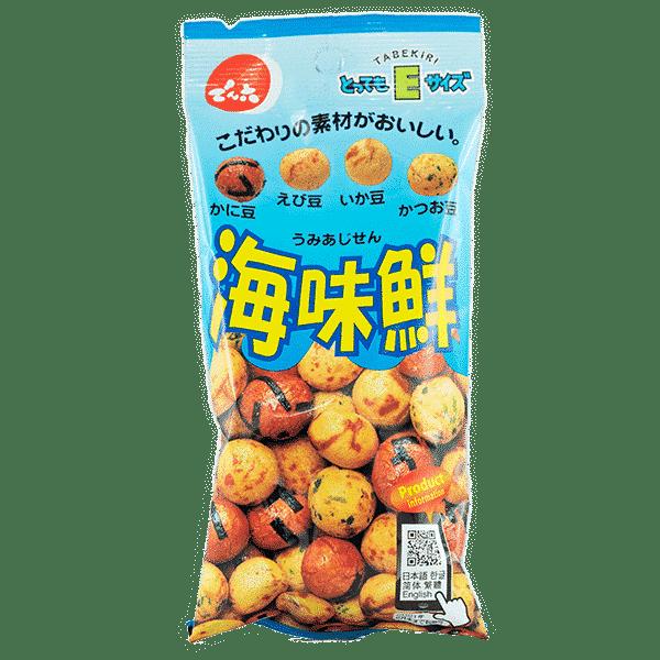 Umi Ajisen Meeresfrüchte-Erdnüsse