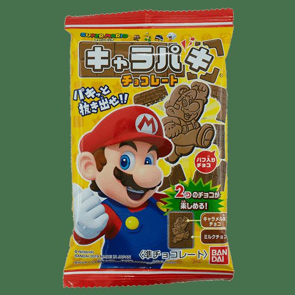 Bandai Charapaki Super Mario