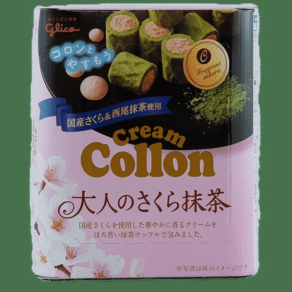 Collon Hüppen Sakura & Matcha
