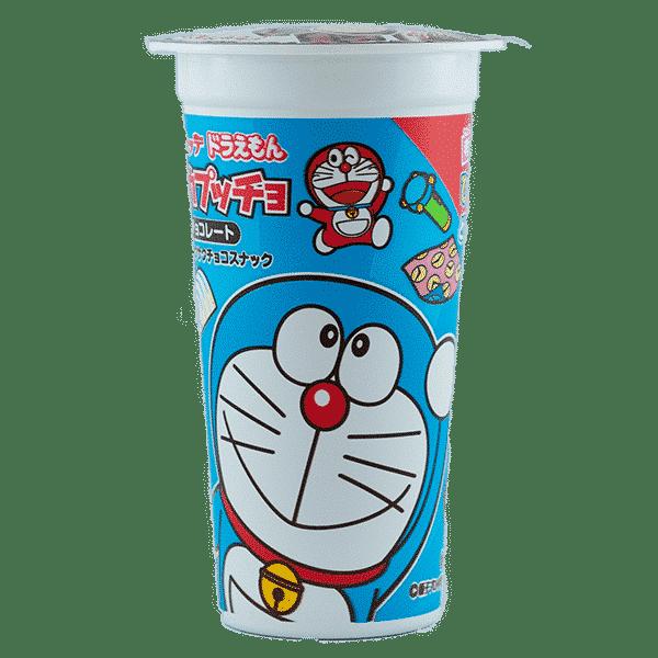 Doraemon Boules de chocolat croustillantes
