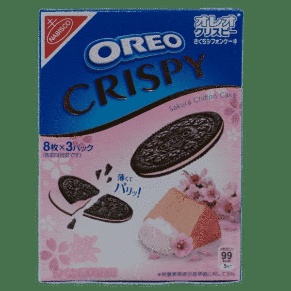 OREO Crispy Sakura