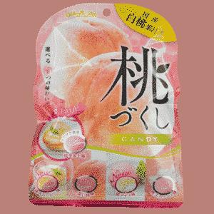 Pfirsich-reiche Bonbons