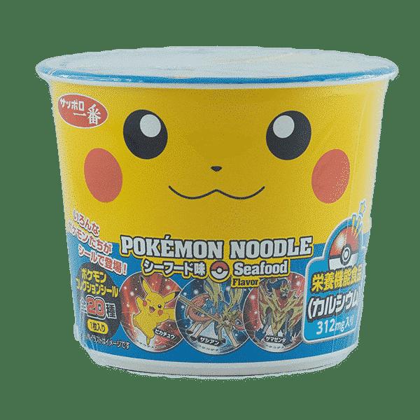 Pokémon Nudelsuppe Seafood