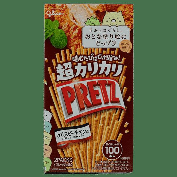 Pretz Poulet super croustillant