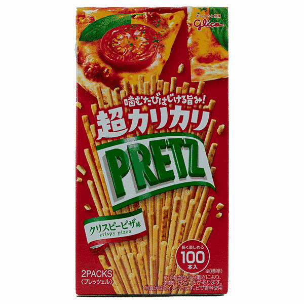 Pretz Super Crispy Pizza