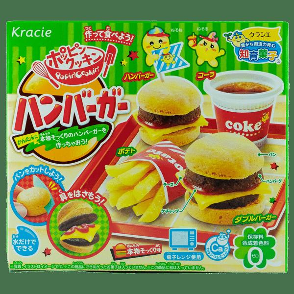 DIY Popin' Cookin' Hamburger