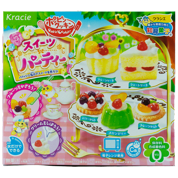 DIY Popin' Cookin' Sweets Party