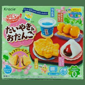 DIY Popin' Cookin' Taiyaki & Odango