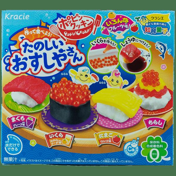 DIY Popin' Cookin' Tanoshi Osushiyasan