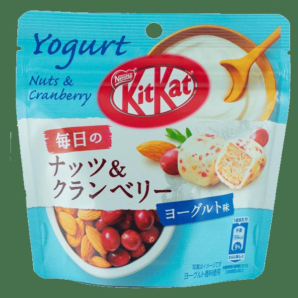 KitKat Bite Everyday Yoghurt Nuts & Cranberry