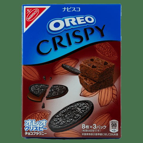OREO Crispy Brownie, 154g
