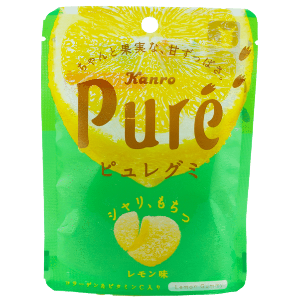 Puré Zitrone