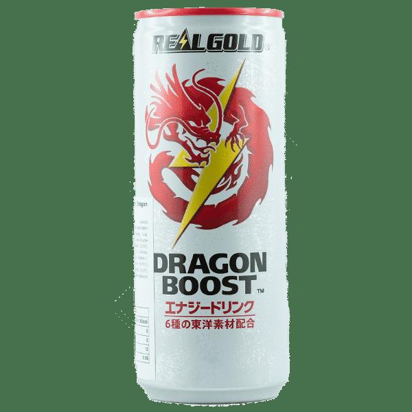 Real Gold Dragon Boost Boisson énergétique