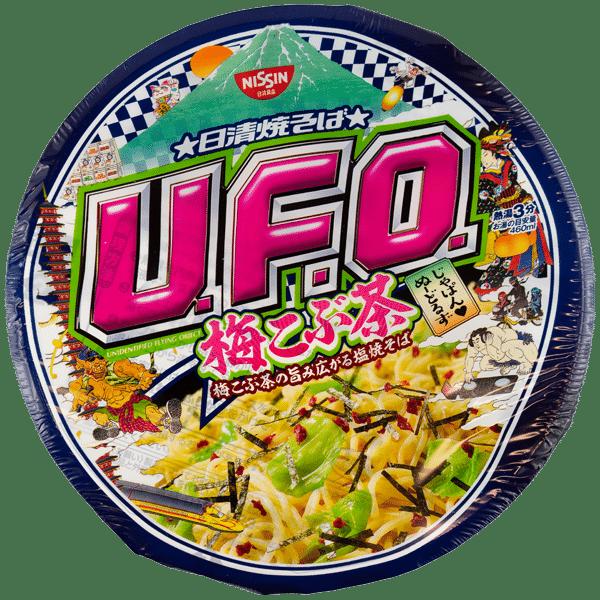 UFO Nudeln Yakisoba Ume-Kombucha