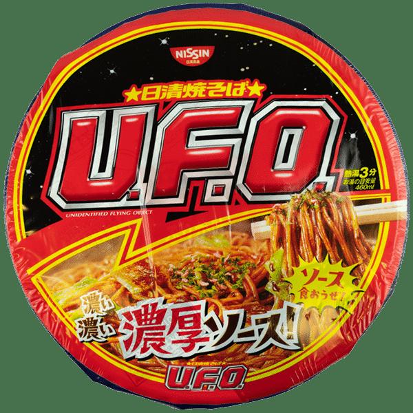 UFO Noodles Yakisoba