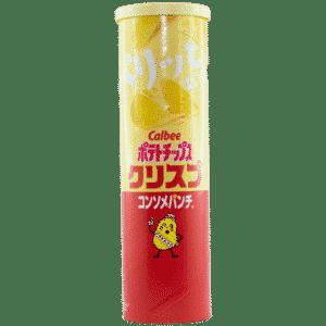 Kartoffelchips Consommé