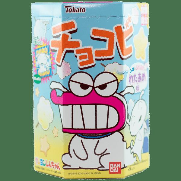 Crayon Shin-Chan Snack de barbe à papa