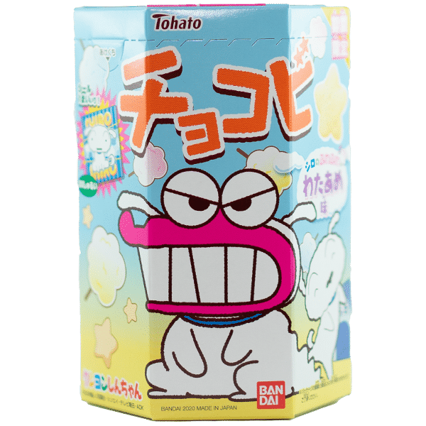 Crayon Shin-Chan Zuckerwatte-Snack