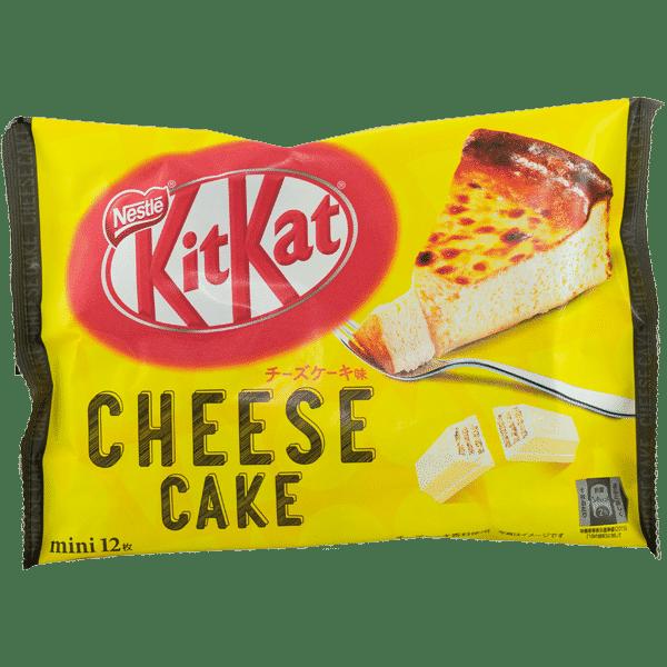 Kitkat Cheese Cake