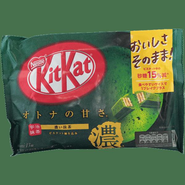 Kitkat Double Matcha