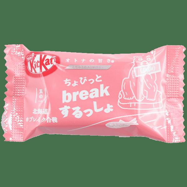 Kitkat Erdbeere (1 Stück)