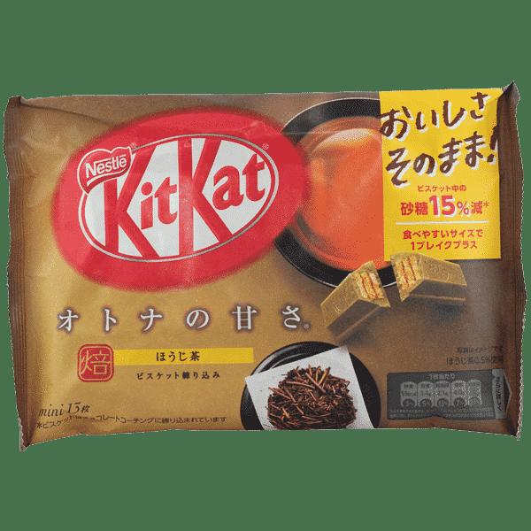 Kitkat Hojicha
