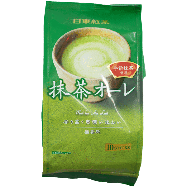 Matcha Latte Instant Sticks