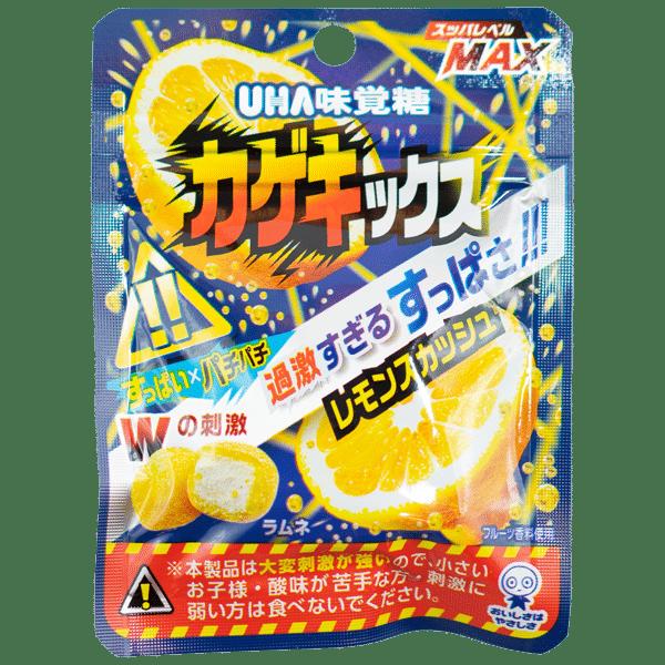 Shigekix lemon