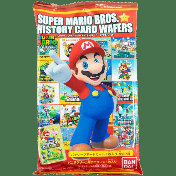 Super Mario Bros. Waffel