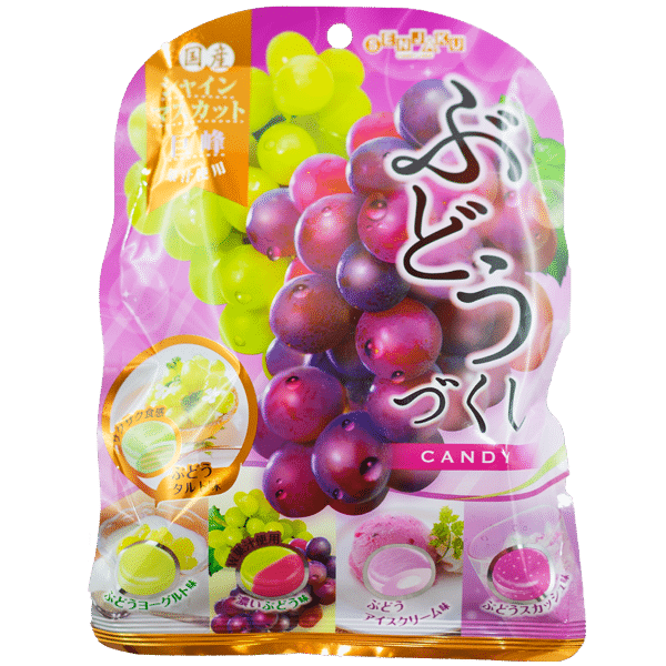 Trauben-Bonbons