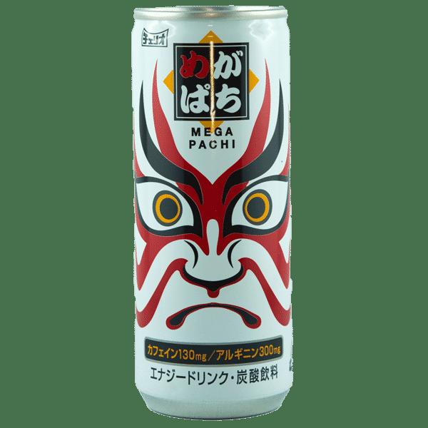Mega-Pachi Kabuko Energy Drink