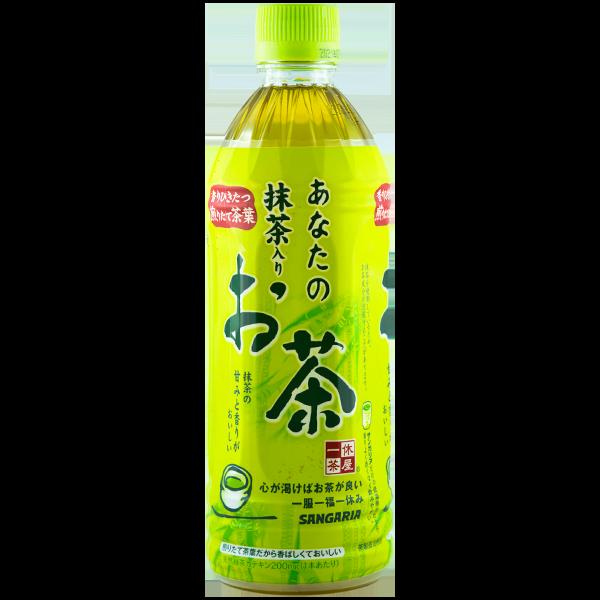 Anata No Matcha et thé vert