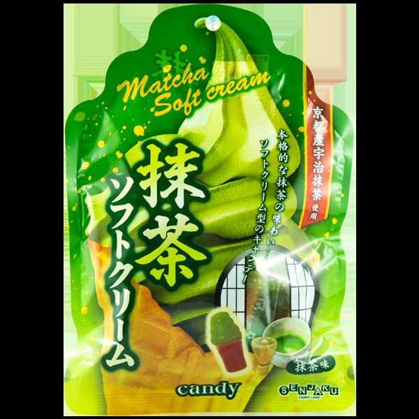 Matcha Softice Bonbons