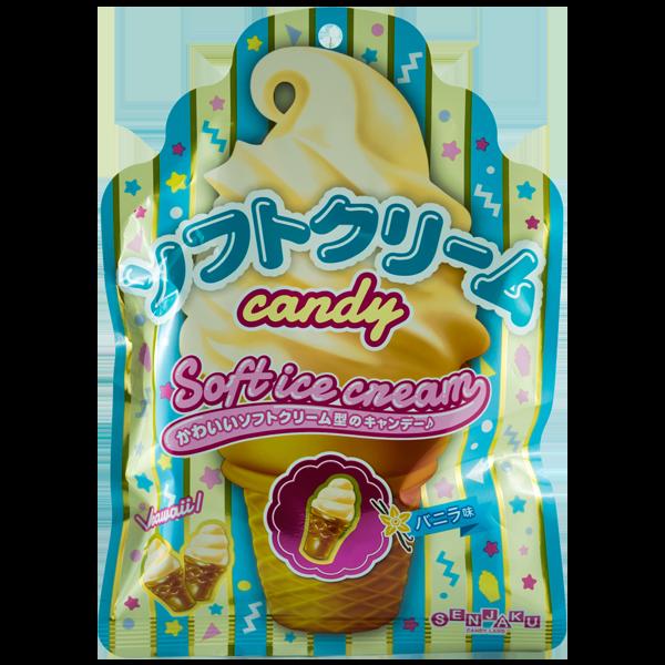 Vanille Softice Bonbons