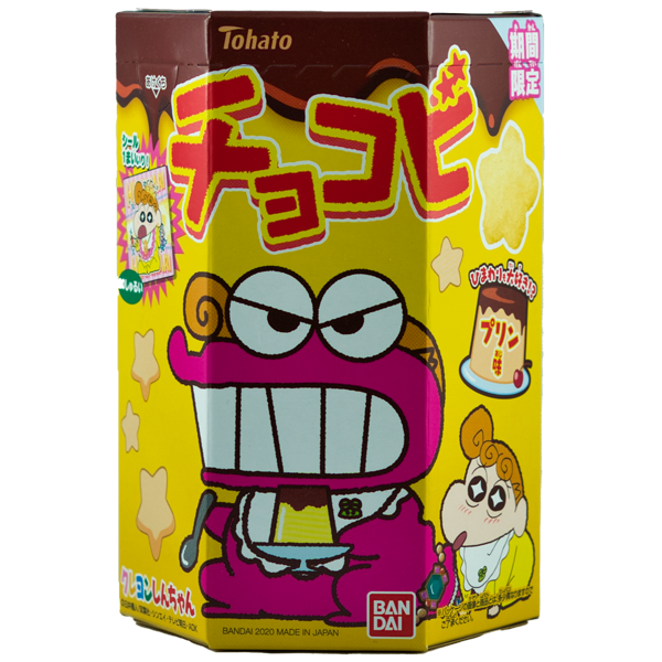 Crayon Shin-Chan Pudding