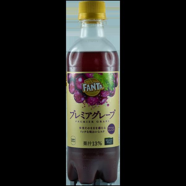 Fanta Japan-Premium Traube 13%