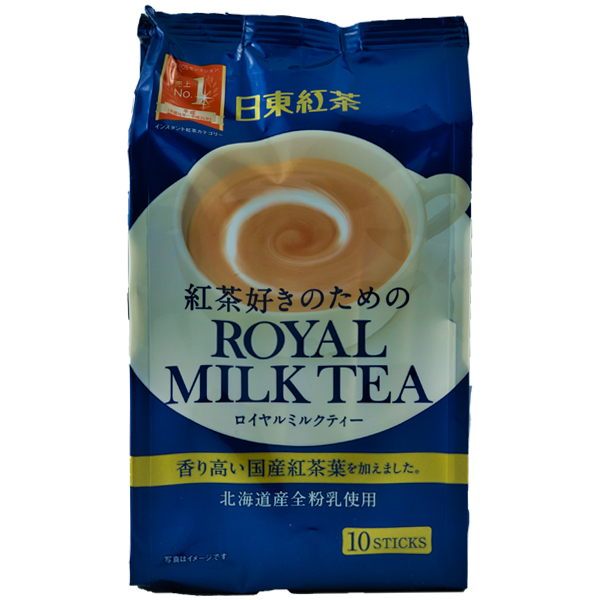 Instant Royal Milk Tea