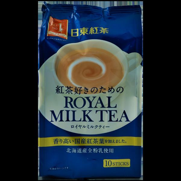 Thé au lait royal instantané
