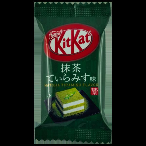 Kitkat Matcha Tiramisu (1 Stück)
