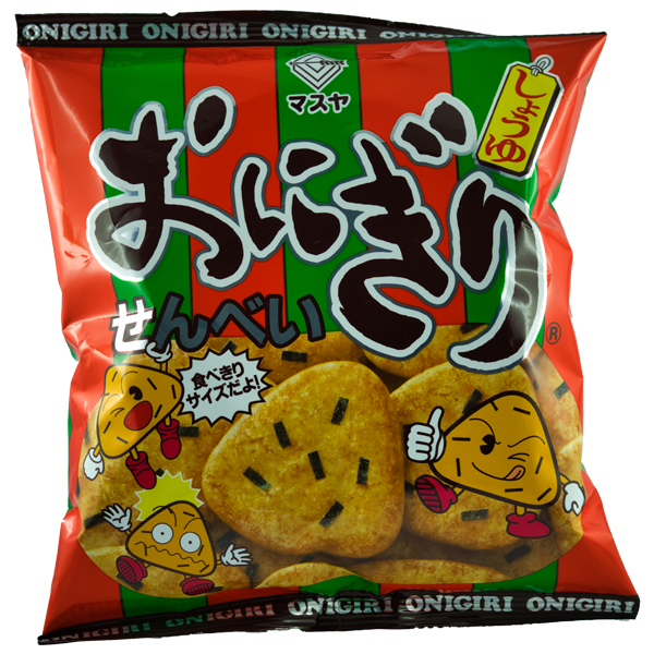 Onigiri Senbei Original
